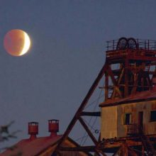 Broken Hill Lunar Eclipse
