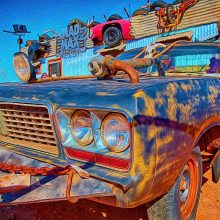 Silverton Mad Max Museum1