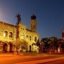 Town Hall facade
