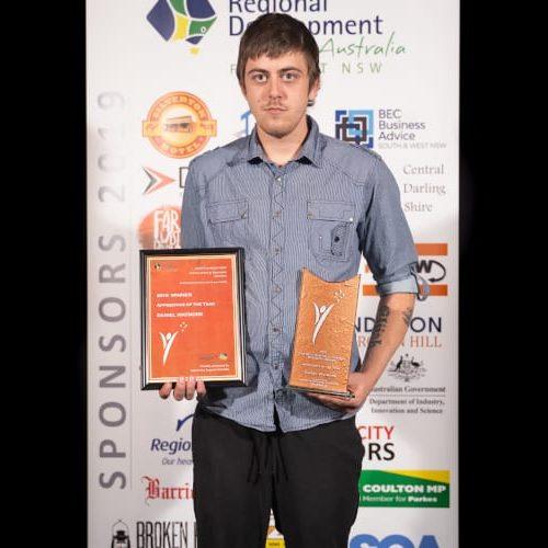 Apprentice of the Year (Daniel Watmore)