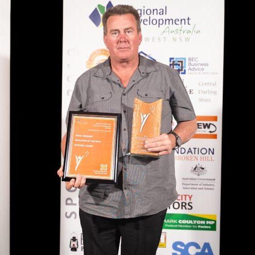 Emloyee of the Year (Steve Dunn)