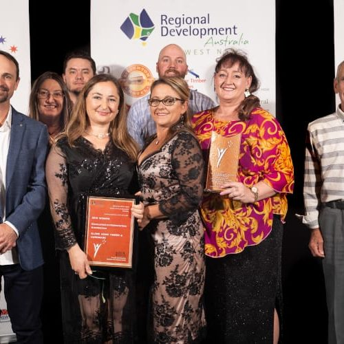 Excellence in Customer Service (Globe Timber & Hardware)