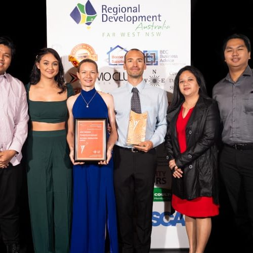 Excellence in Products and Services (Natural Revolution Group)