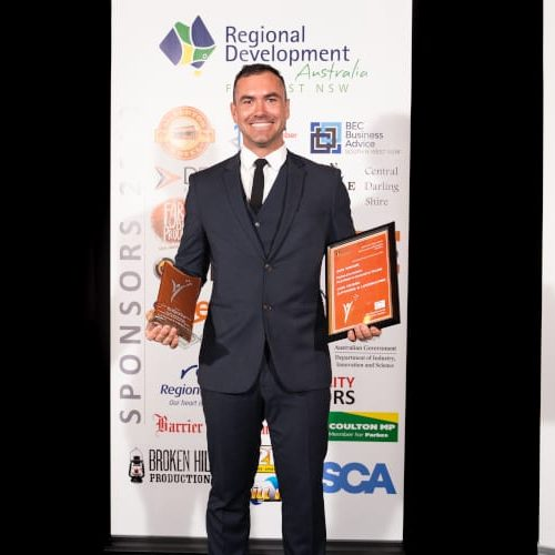 People's Choice - The Far West's Favourite Tradie (Jake Peters)