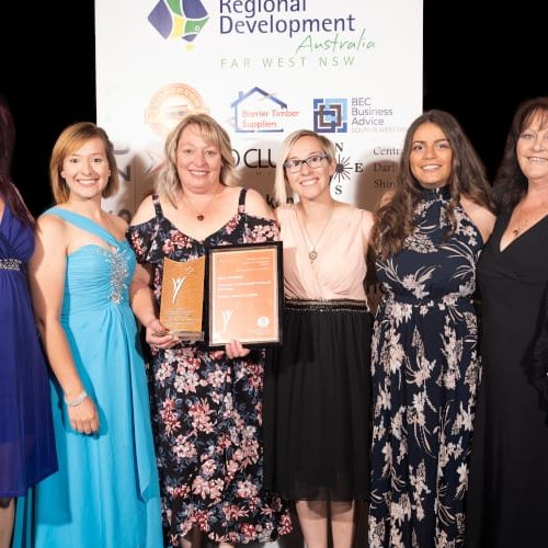 People's Choice - The Region's Most Popular Business (Addie Meryl's Cafe)