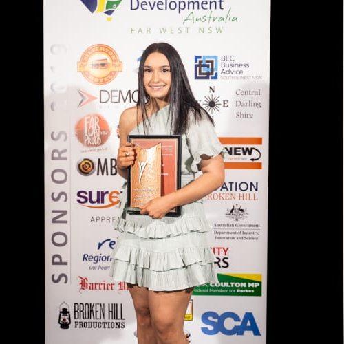 School Based Trainee of the Year (Babette Cruickshank)